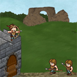 Free online flash games - Reigning Arrows game - WowEscape