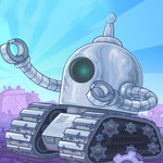 Free online flash games - Robot Go Home game - WowEscape