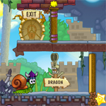 Free online flash games - Snail Bob 7 Fantasy Story game - WowEscape