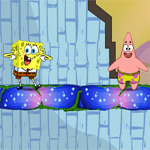 Free online flash games - Spongebob and Patrick Adventure game - WowEscape