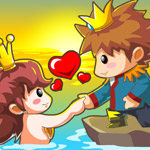 Free online flash games - The Mermaid Princess Eloped game - WowEscape