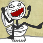 Free online flash games - Toilet Success game - WowEscape