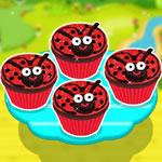 Free online flash games - Baby Cooking Cupcakes game - WowEscape