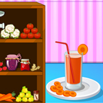 Free online flash games - Bunny Snap Juice Recipe game - WowEscape