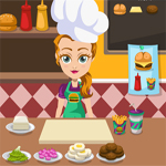 Free online flash games - Burger Bistro game - WowEscape
