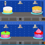 Free online flash games - Cake Icing Machine game - WowEscape