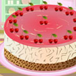 Free online flash games - Cherry Cheesecake  game - WowEscape