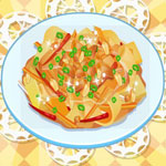Free online flash games - Chicken Pad Thai game - WowEscape