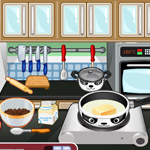 Free online flash games - Chocolate Cheesecake game - WowEscape