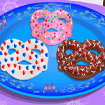 Free online flash games - Christmas Pretzels game - WowEscape