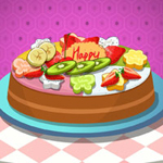 Free online flash games - Colorful Fruity Ice Cream game - WowEscape