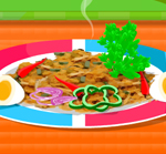 Free online flash games - Cooking Chicken Rice game - WowEscape