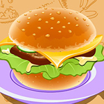 Free online flash games - Cooking Perfect Burger game - WowEscape