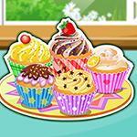Free online flash games - Creamy cupcakes game - WowEscape