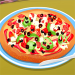 Free online flash games - Create Your Pizza game - WowEscape