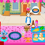 Free online flash games - Delicious Burger Shop game - WowEscape
