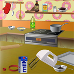 Free online flash games - Delicious Donuts game - WowEscape