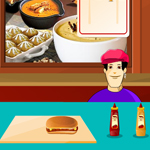 Free online flash games - Fast Food Management game - WowEscape
