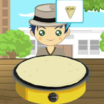 Free online flash games - Happy Crepes game - WowEscape