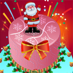 Free online flash games - Homemade Christmas Cake 2013 game - WowEscape