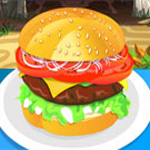 Free online flash games - Homemade Hamburger game - WowEscape