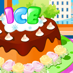 Free online flash games - Ice Cream Cake Mania 2 game - WowEscape