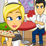 Free online flash games - Jennifer Rose Pizzeria Love game - WowEscape