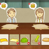 Free online flash games - Make Burgers game - WowEscape