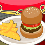 Free online flash games - Mia Cooking Spicy Beef Burger game - WowEscape