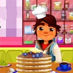 Free online flash games - New Year Pancakes game - WowEscape