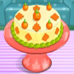 Free online flash games - Pumpkin Cheesecake game - WowEscape