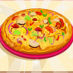 Free online flash games - Ratatouille Pizza game - WowEscape