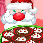 Free online flash games - Santa Cookies game - WowEscape