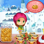 Free online flash games - Santas Cookie Jar game - WowEscape