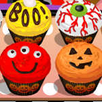 Free online flash games - Spooky Cupcakes game - WowEscape