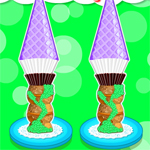 Free online flash games - Tangled Tower Cupcake game - WowEscape