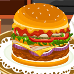 Free online flash games - Tessa Do Hamburger game - WowEscape