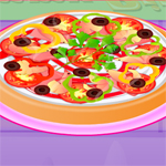 Free online flash games - Yummy Pizza game - WowEscape