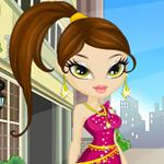 Free online flash games - Bratz Fashion Dress Up game - WowEscape