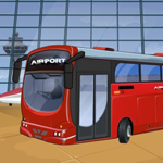 Free online flash games - Airport Bus Parking 2 game - WowEscape