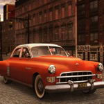 Free online flash games - Classic Cars 3D Parking game - WowEscape