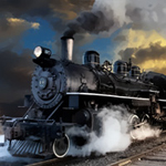 Free online flash games - Delivery Steam Train game - WowEscape