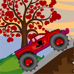 Free online flash games - Loves Truck game - WowEscape
