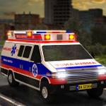 Free online flash games - Medical Van 3D Parking game - WowEscape