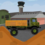 Free online flash games - Military Mission Truck game - WowEscape