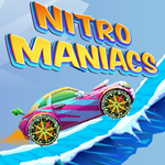 Free online flash games - Nitro Maniacs game - WowEscape