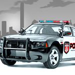 Free online flash games - Police Parking Rage game - WowEscape