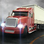 Free online flash games - Red Truck Delivery game - WowEscape