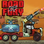 Free online flash games - Road of Fury game - WowEscape