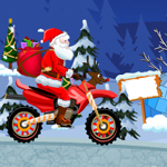 Free online flash games - Santa Drive game - WowEscape
